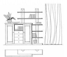 Decker Prato Vorschlagswände