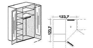 Disselkamp Coretta Kleiderschranksystem 2