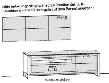 Gwinner Solid Wandkombinationen SL63