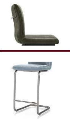 Habufa Stühle Sofie Tresenstuhl