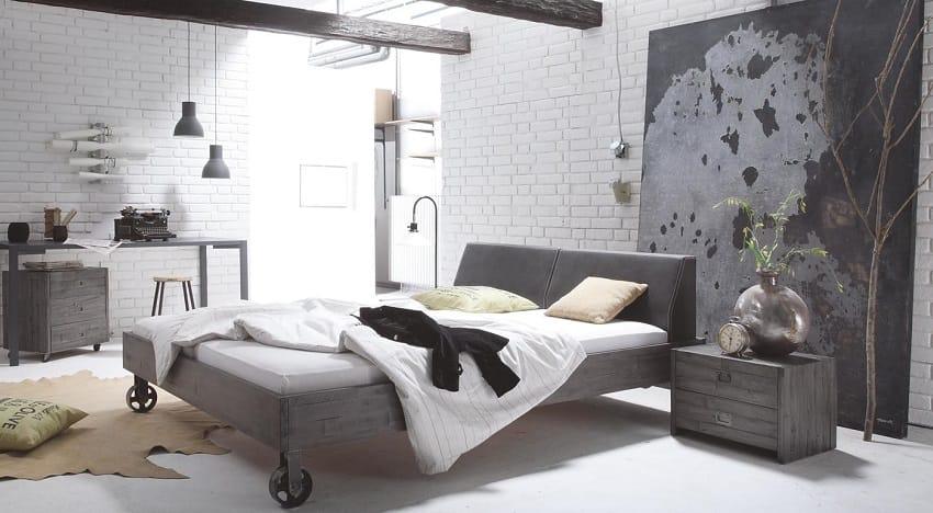 Hasena Factory Line bietet Schlafkomfort im urbanen Stil