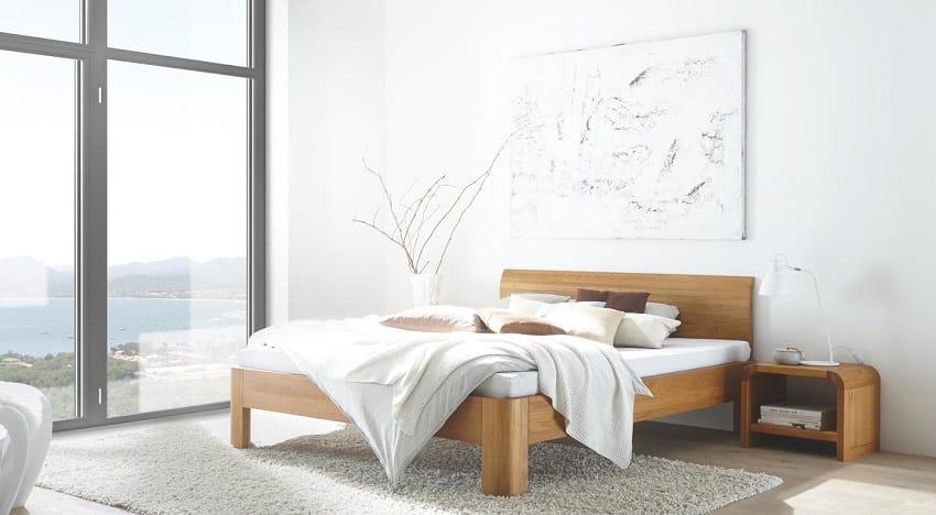Hasena Oak Bianco – Schlafzimmermöbel in schlichter Form
