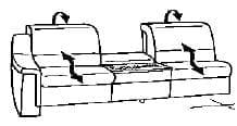 Himolla Planopoly Motion 1301 15 X SL