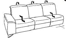 Himolla Planopoly Motion 1401 53 H SL