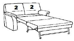 Himolla Sleepoly 2202 43 Y