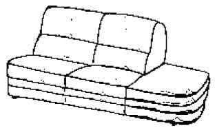 Himolla Tangram Sistema 9476 86 SR