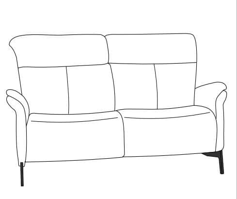 Himolla Cumuly Comfort 4718 Einzelsofas