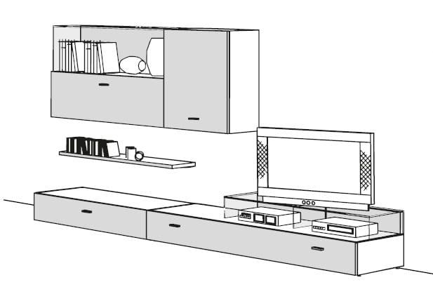 h lsta now 991002 m bel zum g nstigsten preis. Black Bedroom Furniture Sets. Home Design Ideas