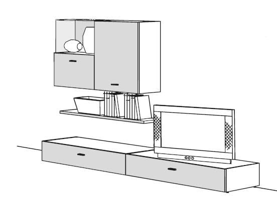 h lsta now 991101 m bel zum g nstigsten preis. Black Bedroom Furniture Sets. Home Design Ideas