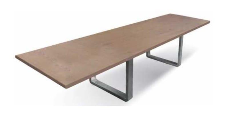 Klose Tische T66 Wangentisch mit Ansteckplatten