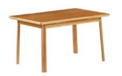 Klose Tische Vierfusstisch 140430