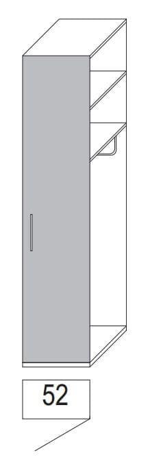 Loddenkemper Schlafzimmer Cadeo Anbausystem