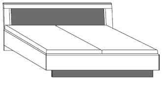 Loddenkemper Schlafzimmer Luna Betten
