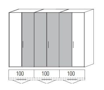 Loddenkemper Schlafzimmer Multi Comfort Standardschränke