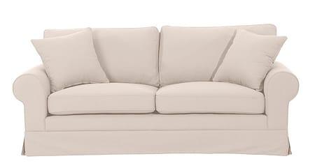 Max Winzer Harmony Sofa S-2 inkl. 2 Zierkissen