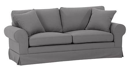 Max Winzer Harmony Sofa S-3 (2-geteilt) inkl. 2 Zierkissen