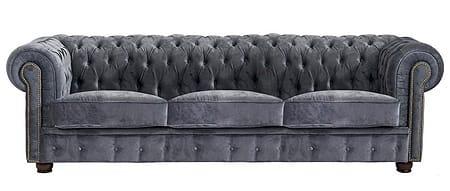 Max Winzer Newport Sofa 3-Sitz