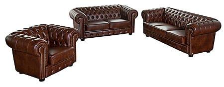 Max Winzer Newport Sofa 3-Sitz/Sofa 2-Sitz/Sessel