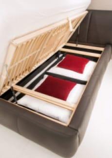 Meise Polsterbetten Zubehör Bettkasten-Nachrüst-Set