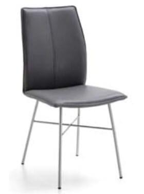 Niehoff Stühle Capri Stativ-Gestell Rundrohr