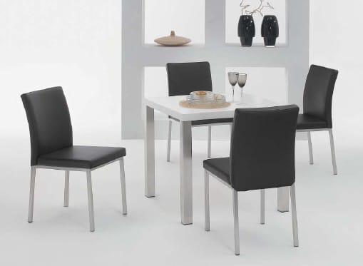 Niehoff Stühle Bistro Bistro - Edelstahl