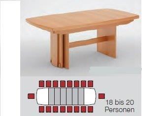 Niehoff Tische Multi-Tischsystem 0933