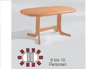 Niehoff Tische Multi-Tischsystem Ausziehtisch 8323