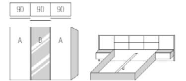 Nolte Germersheim Komplettschlafzimmer Ipanema Vorzugskombinationen