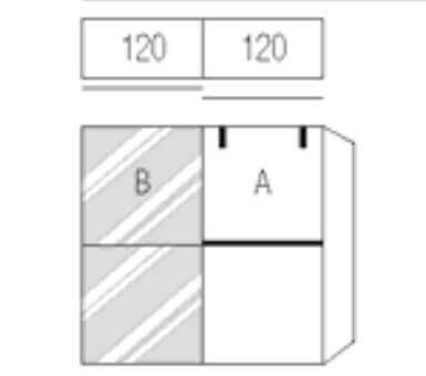 Nolte Germersheim Komplettschlafzimmer Cepina Schwebetürenschränke