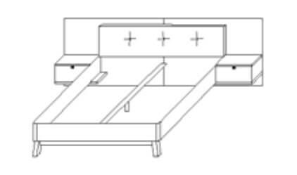 Nolte Germersheim Komplettschlafzimmer Cepina Bettanlagen