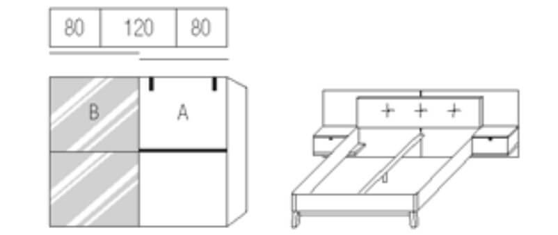 Nolte Germersheim Komplettschlafzimmer Cepina Vorzugskombinationen