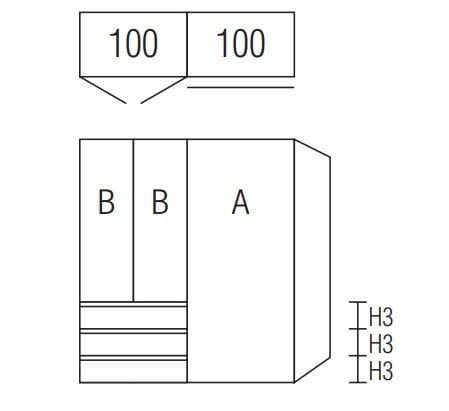 Nolte Germersheim Komplettschlafzimmer Concept me Concept me 320
