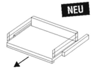 Nolte Germersheim Zubehör Zubehör Schwebetürenschränke für Schrankelemente mit 110 cm Breite