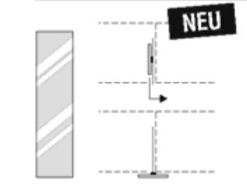 Nolte Germersheim Zubehör Zubehör Drehtürenschränke für Schrankelemente mit 60 cm Breite und 60 cm Tiefe