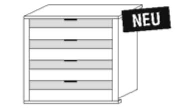 Nolte Germersheim Zubehör Zubehör Falttürenschränke für 160er-Falttüren-Panoramaschränke