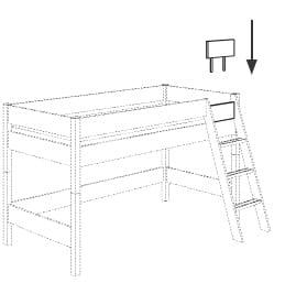 paidi pinetta rausfallschutz. Black Bedroom Furniture Sets. Home Design Ideas