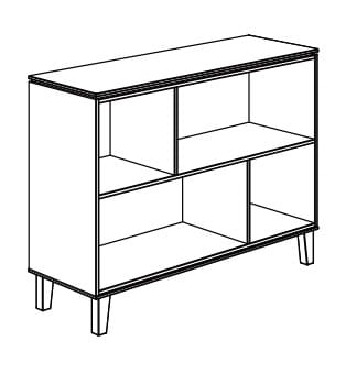 Paidi Vincent Sideboard