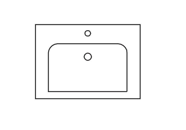 Pelipal Solitaire Balto Waschtischunterschrank