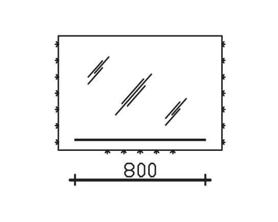 Pelipal Solitaire Neutrale Flächenspiegel Neutrale Funktionsspiegel