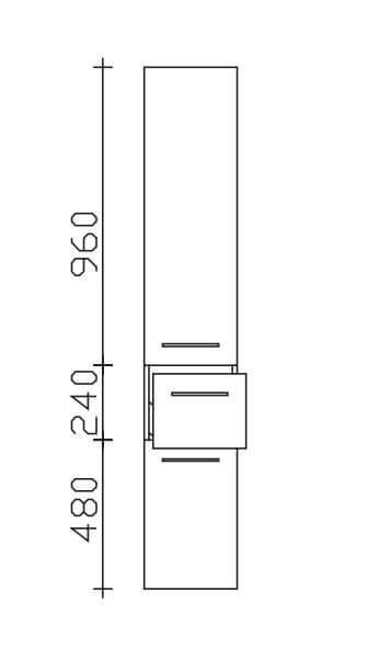 Pelipal Solitaire Solitaire 6110 Beimöbel