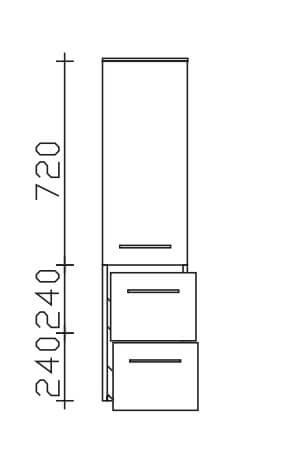 Pelipal Solitaire 6110 Beimöbel