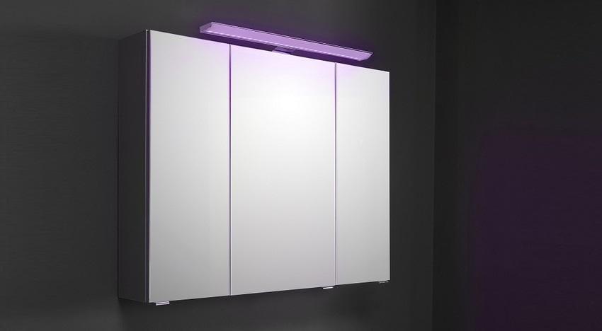 Pelipal Solitaire Neutrale Spiegelschränke