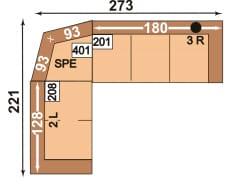 Polipol 64390003 2L-SPE-3R