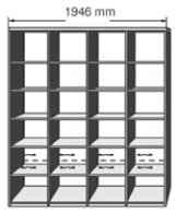 Priess Objekträume Bibliotheksystem