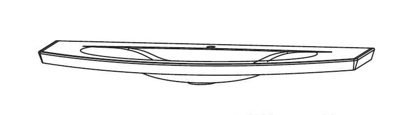 Puris Classic line Evermite-Möbelwaschtische