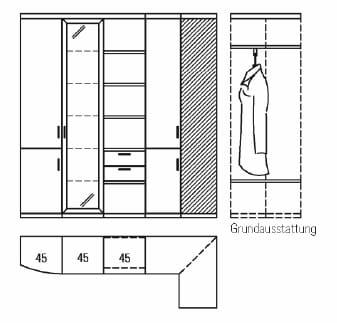 Rietberger Möbelwerke Wohnmöbel Malta Vorschläge