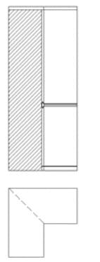 Rietberger Möbelwerke Wohnmöbel Enjoy Korpuselemente