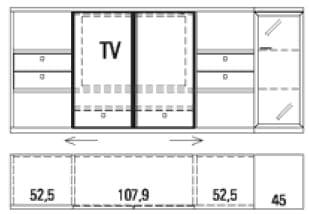 Rietberger Möbelwerke Wohnmöbel Siena Vorschläge