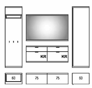 Rietberger Möbelwerke Garderoben Siena Vorschläge