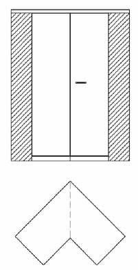 Rietberger Möbelwerke Garderoben Siena Korpuselemente
